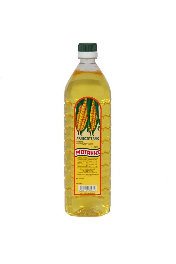 Corn oil 1 LT PET