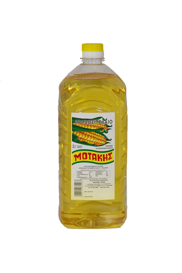 Corn oil 2 LT PET