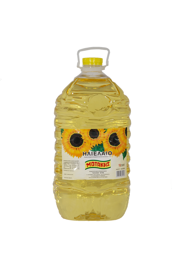 Sunflower Oil 10LT PET