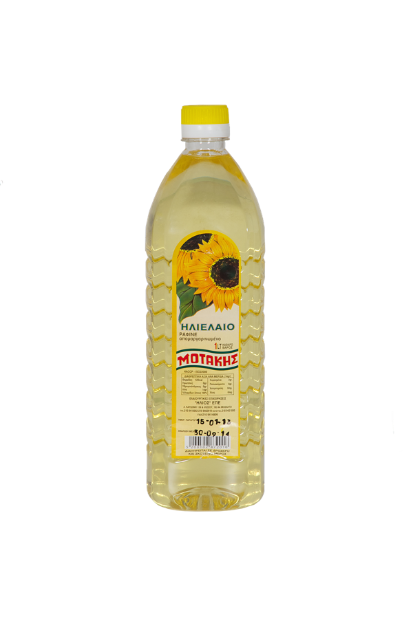 Sunflower Oil 1LT PET