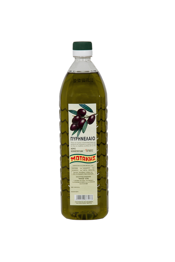 Pomace Olive Oil 1 Lt PET