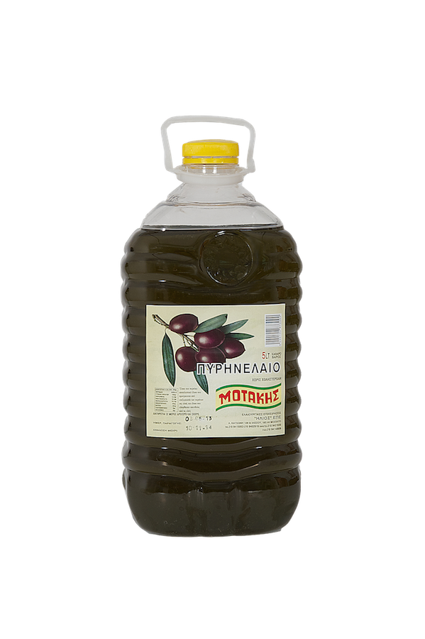 Pomace Olive Oil 5 LT PET