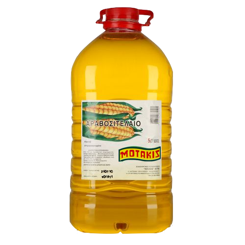 Corn oil 5 LT PET
