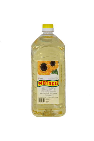 Sunflower Oil 2LT PET