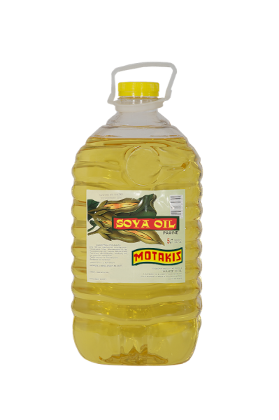 Soya Oil 5 LT PET
