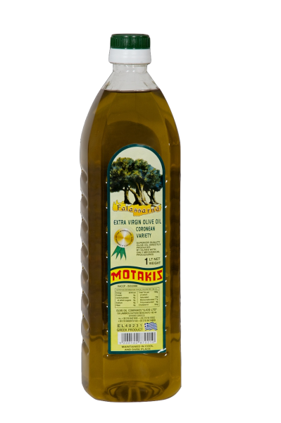 Extra Virgin olive oil 1LT PET